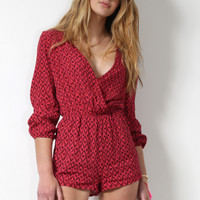 Gab & Kate Dallas Romper