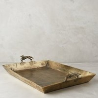 Fox Caper Bar Tray by Anthropologie