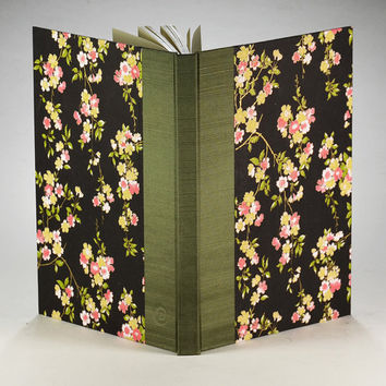 Address Book  Large  VICTORIAN FLORAL