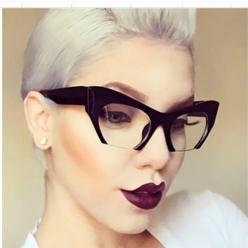 Retro Cat Eye Frames