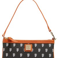 Women's Dooney & Bourke MLB Large Wristlet