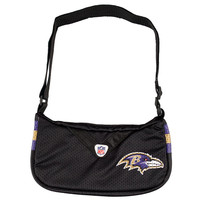 Baltimore Ravens NFL Team Jersey Purse