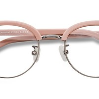 Annabel | Pink | Women Acetate Eyeglasses | EyeBuyDirect