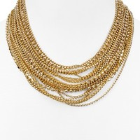 ABS by Allen SchwartzStatement Necklace, 16""