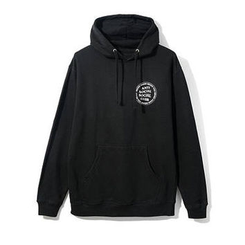 Anti Social Social Club Hoodie Black Hoodie,ASSC,Kanye West -i feel like pablo-yeezy hoodie Anti Social Social Club assc