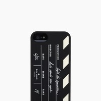 directors clapboard silicone iphone 5