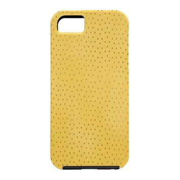 Allyson Johnson Sunny Yellow Dots Cell Phone Case