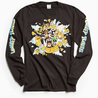 Looney Tunes Long Sleeve Tee - Urban Outfitters