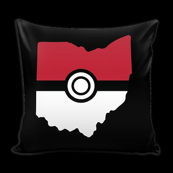 "Pokemon USA American State Pillow Cover 16"" - TL00623PL"