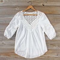 Sugared Breeze Blouse