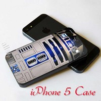 Star Wars R2D2 New Case Cover for iPhone 5