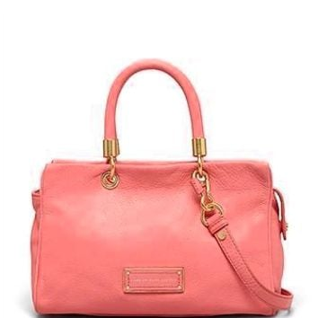 4bf3c26f96f7 Marc by Marc Jacobs Too Hot To Handle Leather Satchel