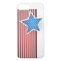 Stars and Stripes iPhone 7 Case