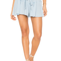 Blue Life Cherie Short in Denim