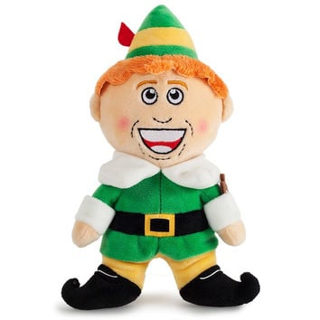 "Buddy the Elf 8"" PHUNNY Plush"
