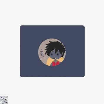 Luffy, One Piece Mouse Pad
