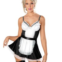 """Sexy Maid For Fun"" Costume"