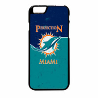 Miami Dolphins Five Iphone 6S Case
