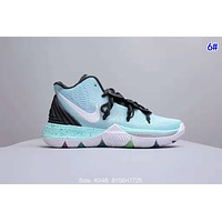 Nike Kyrie 5 Fashion Men Casual Sport Running Sneakers Basketball Shoes 6#