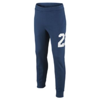 Jordan AJ 23 French Terry Slim Fit Boys' Sweatpants, by Nike