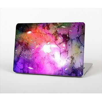 The Warped Neon Color-Splosion Skin Set for the Apple MacBook Pro 15""