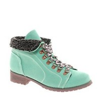 ASOS AIM Hiker Ankle Boots at asos.com