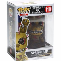 Funko Pop Games Five Nights at Freddy's Springtrap 110 11033