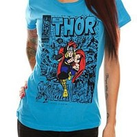 Marvel Universe The Mighty Thor Girls T-Shirt - 300173
