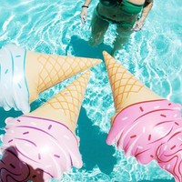 Ice Cream Pool Floats