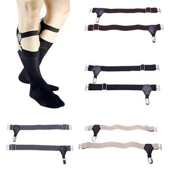 New Fashion sexy sock garters high quality double clips Suspender Accessories suitable for Cotton and silk socks