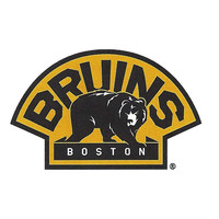 NHL Boston Bruins Bear Logo Patch
