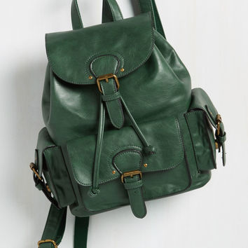 Take You for Transit Backpack | Mod Retro Vintage Bags | ModCloth.com