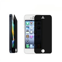 Privacy Anti-Spy LCD Screen Protector Guard Shield Film For iPhone 5 5S