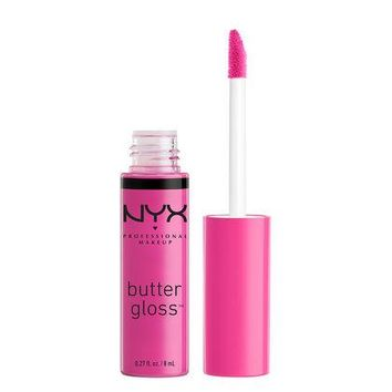 NYX Butter Gloss - Sugar Cookie - #BLG19
