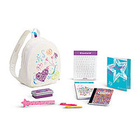 American Girl® Dolls: Doodle Backpack Set