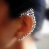 ice fairy ear-wraps by ~pikabee