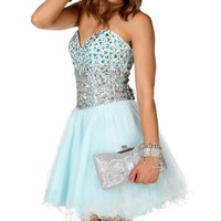 Sale- Tiffany-prom Dress