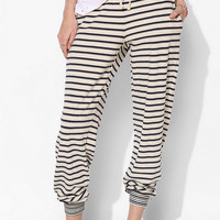 LA Made Stripe Lounge Pant - Urban Outfitters