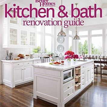 Better Homes and Gardens Kitchen Bath Renovation Guide (Better Home)...