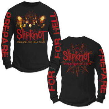 Slipknot Clockwork Band PFH Tour Longsleeve T-Shirt