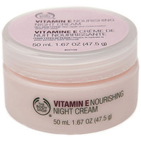 Vitamin E Nourishing Night Cream