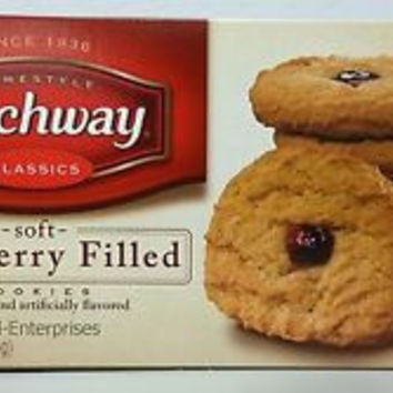 Archway, Raspberry Filled Cookies (4 Boxes)