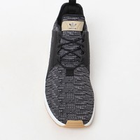 adidas X_ PLR Knit Black and Gum Shoes at PacSun.com