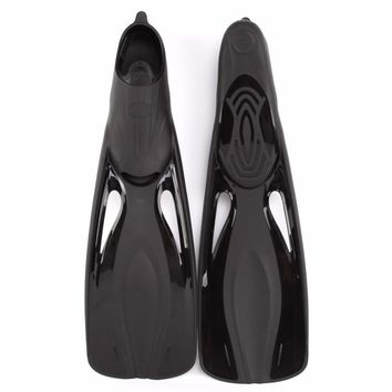 Swimming fins Professional Scuba Diving Fins Water Long Flippers Snorkeling Shoes for Men Women Swim Training Mermaid Equipment