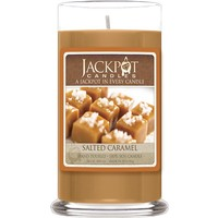 Jackpot Candles Salted Caramel Jewelry Candle