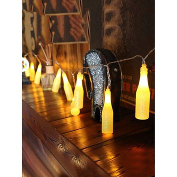 USB Charger String Light With Bulb 10pcs