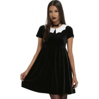 Bat Collar | VELVET DRESS
