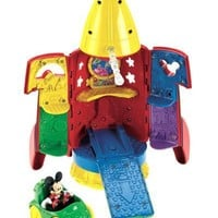 Fisher-Price Disney's Mickey Mouse Space Rocket