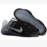 Men Kobe XI Weave Nike Basketball Grender Shoe Gradient Black