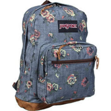 JanSport Right Pack Expressions Vintage Green/Multi Baja Stripe - 6pm.com